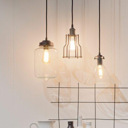 It's about Romi Pendelleuchte Minsk - Lampen & Leuchten