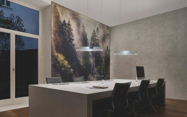 Occhio Pendelleuchte Mito sospeso 60 up fix wide - Lampen & Leuchten