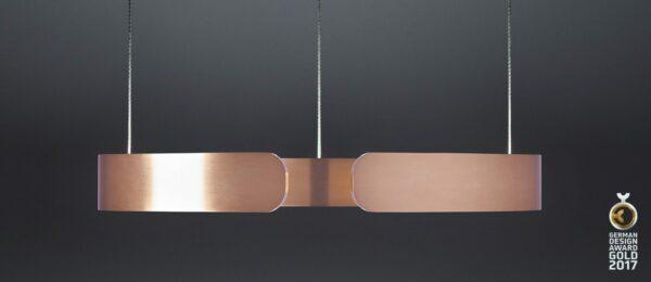 Occhio Pendelleuchte Mito sospeso due 40 variable narrow - Lampen & Leuchten