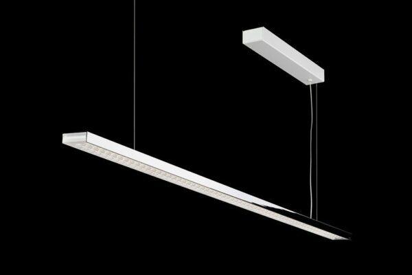 Nimbus Pendelleuchte Modul L120 LED Chrom - Lampen & Leuchten