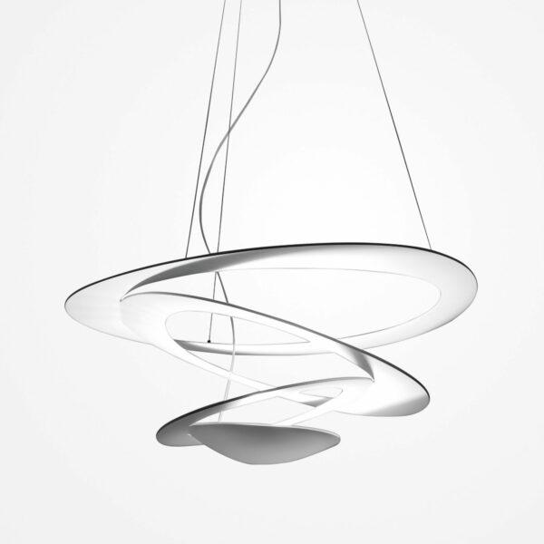 Artemide Pendelleuchte Pirce Mini LED Sospensione Weiß