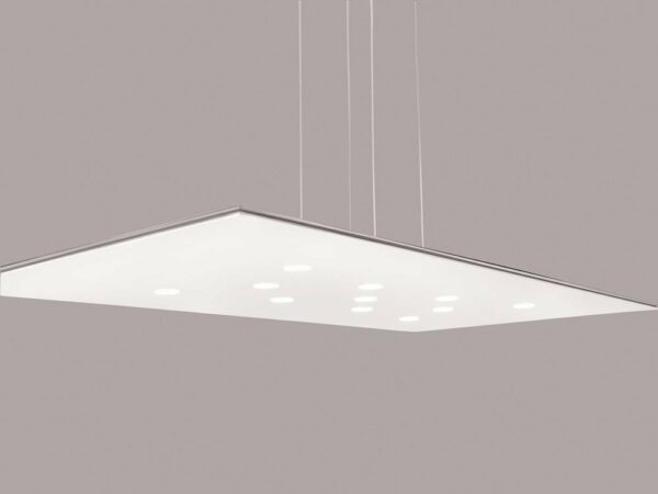 Icone Pendelleuchte Pop S11R Rechteckig 3000 K - Lampen & Leuchten