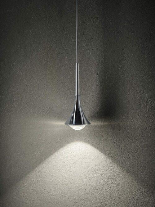 Lodes / Studio Italia Design Pendelleuchte Rain 1-flammig - Lampen & Leuchten