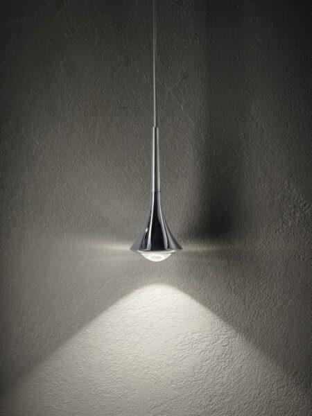 Studio Italia Design Pendelleuchte Rain 1-flammig - Innenleuchten