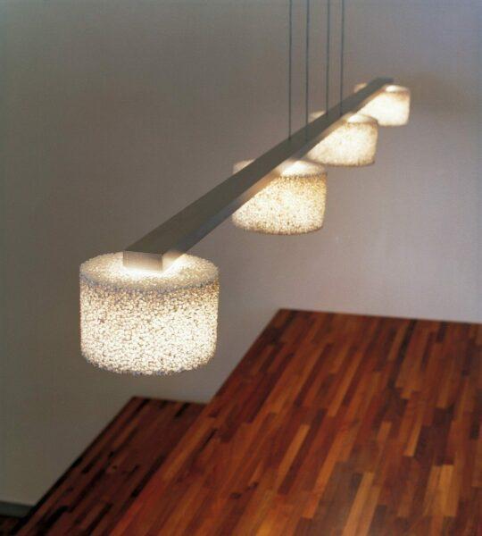 Serien Lighting Pendelleuchte Reef LED Suspension 4 - Pendelleuchten Innen