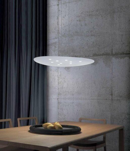 Icone Pendelleuchte Scudo S9 2700 K - Lampen & Leuchten