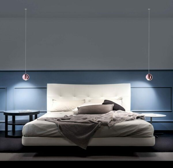 Studio Italia Design Pendelleuchte Spider 1-flammig - Pendelleuchten Innen