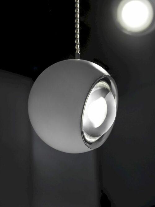 Studio Italia Design Pendelleuchte Spider 4-flammig - Innenleuchten