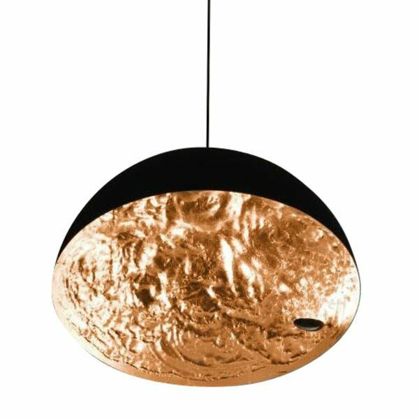Catellani & Smith Pendelleuchte Stchu-Moon 02 Kupfer LED - Lampen & Leuchten
