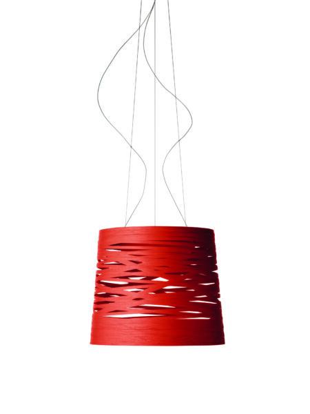 Foscarini Pendelleuchte Tress Grande LED dimmbar - Lampen & Leuchten