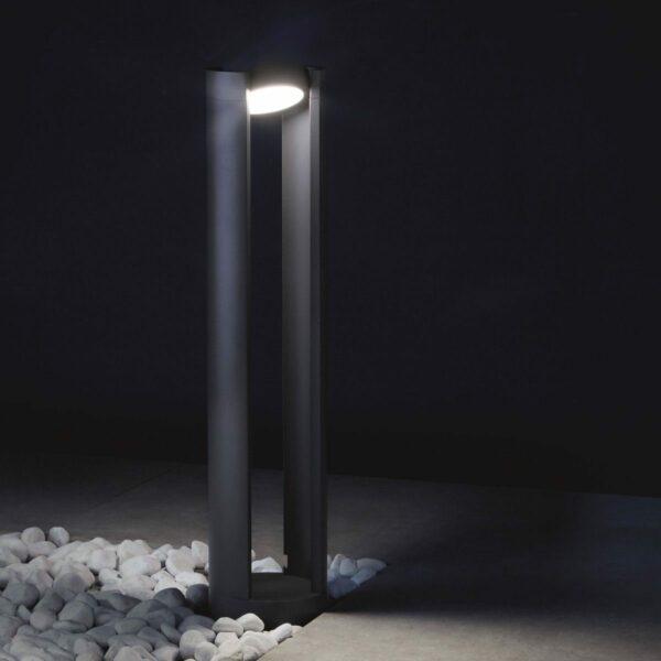 Lupia Licht Polleraußenleuchte Tella - Außenleuchten