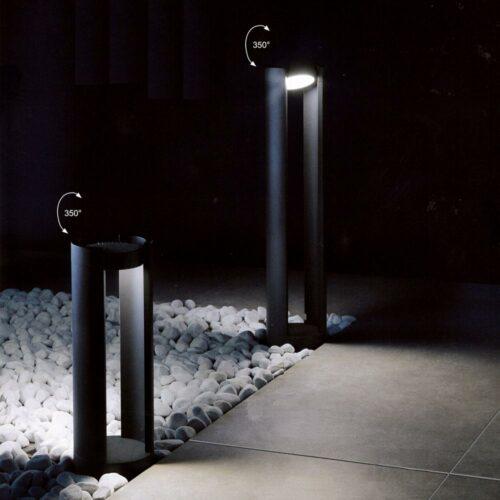 Lupia Licht Polleraußenleuchte Tella - Lampen & Leuchten