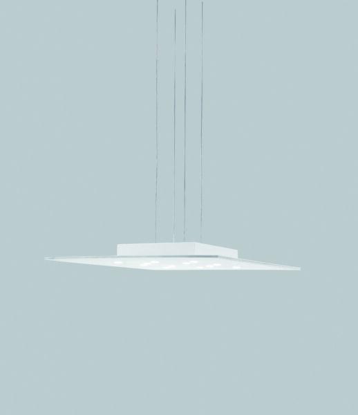 Icone Pendelleuchte Pop S12 Quadratisch 2700 K - Esszimmer-Leuchten