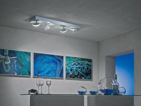 Escale Spotbalken Spot IT LED dimmbar rechteckig - Lampen & Leuchten