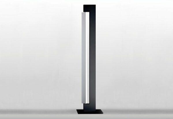 Stehleuchte ARA MK3 LED Anthrazit/Chrom