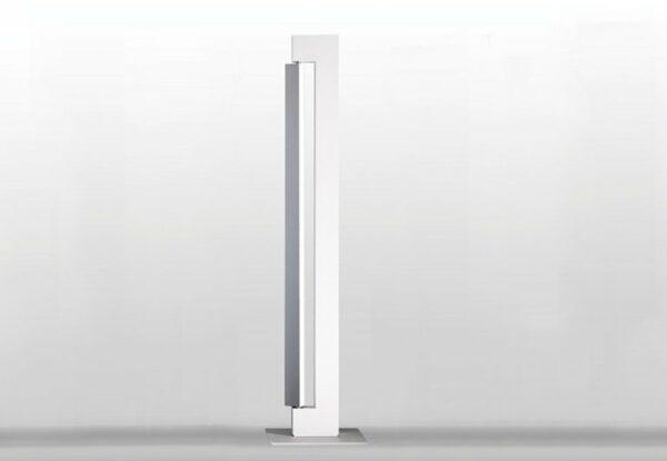 Stehleuchte ARA MK3 LED Weiß/Chrom