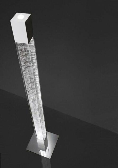 Artemide Stehleuchte Mimesi LED Transparent