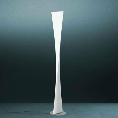 FontanaArte Stehleuchte Polaris Weiß