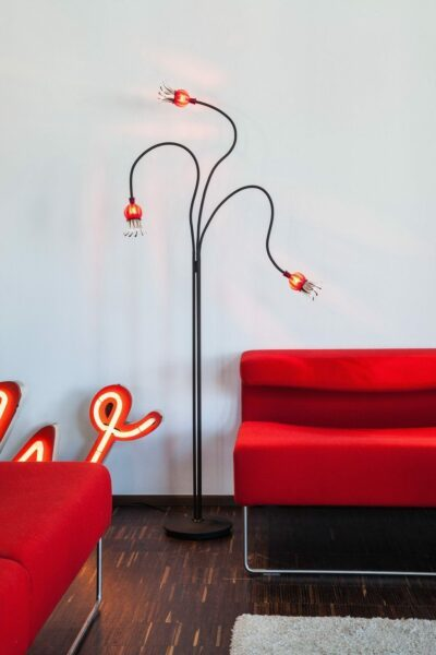 Serien Lighting Stehleuchte Poppy Floor 3 - Stehleuchten Innen
