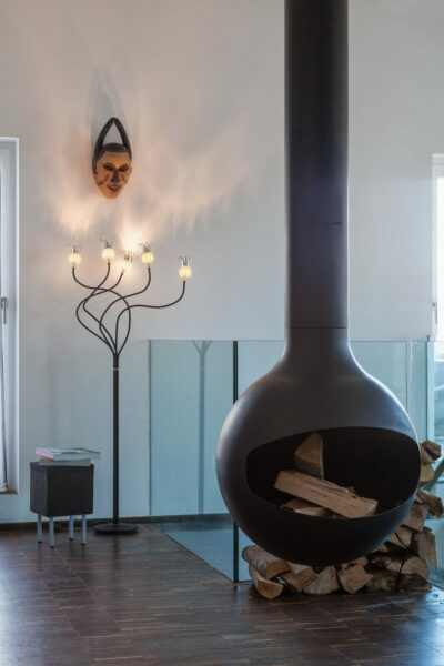 Serien Lighting Stehleuchte Poppy Floor 5 - Stehleuchten Innen