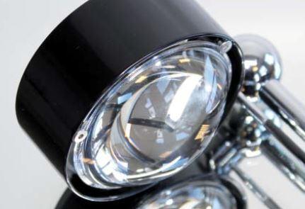 Top Light Stehleuchte Puk Maxx Floor Mini LED Schwarz Detail