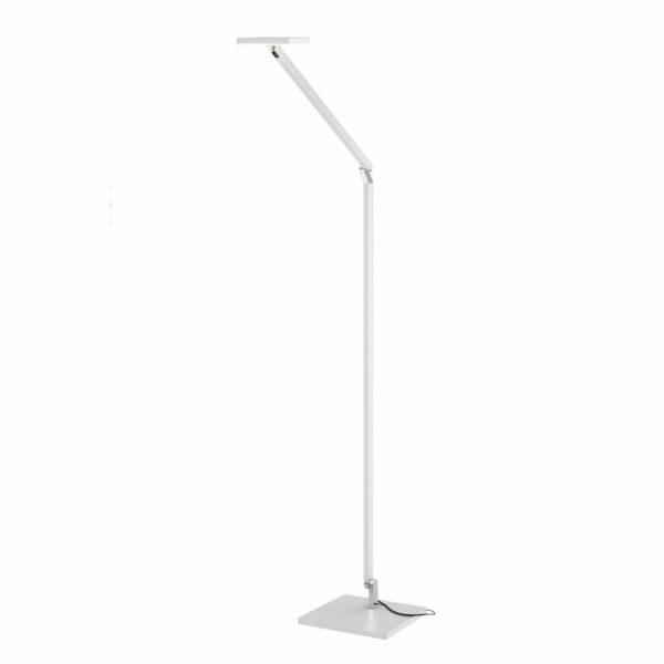 Nimbus Stehleuchte Roxxane Home LED Weiß Glanz - Lampen & Leuchten