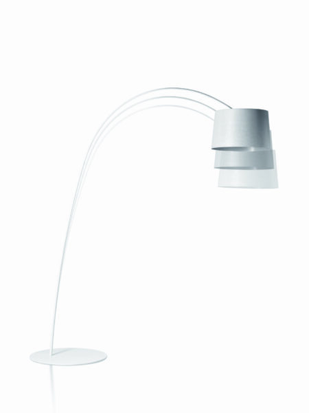 Foscarini Stehleuchte Twiggy Halogen Weiß - Lampen & Leuchten