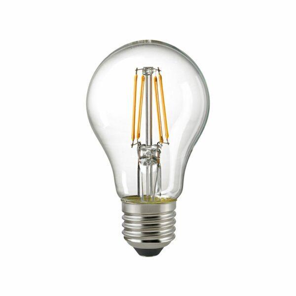 Sigor 11 W LED-Filament Normale Klar E27 2700 K Dim / ersetzt 100 W