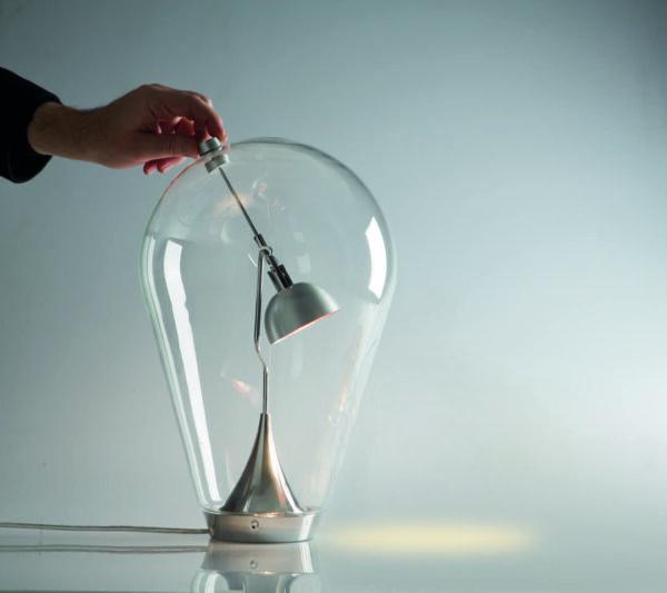 Lodes Tischleuchte Blow - Lampen & Leuchten