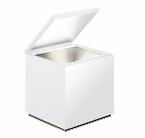 Cini & Nils Tischleuchte Cuboled Weiß - Tischleuchten Innen