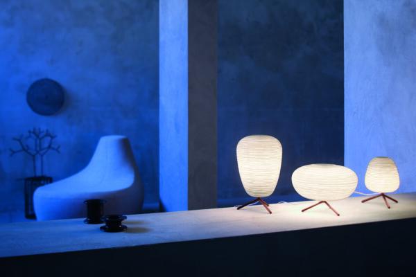 Foscarini Tischleuchte Rituals dimmbar - Lampen & Leuchten