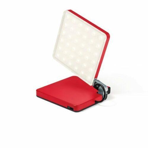 Nimbus Tischleuchte Roxxane Fly LED tragbar mit Akku Rot - Tischleuchten Innen