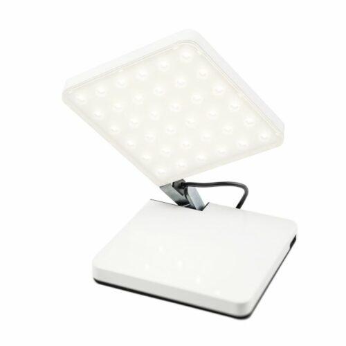 Nimbus Tischleuchte Roxxane Fly LED tragbar mit Akku Weiß - Tischleuchten Innen