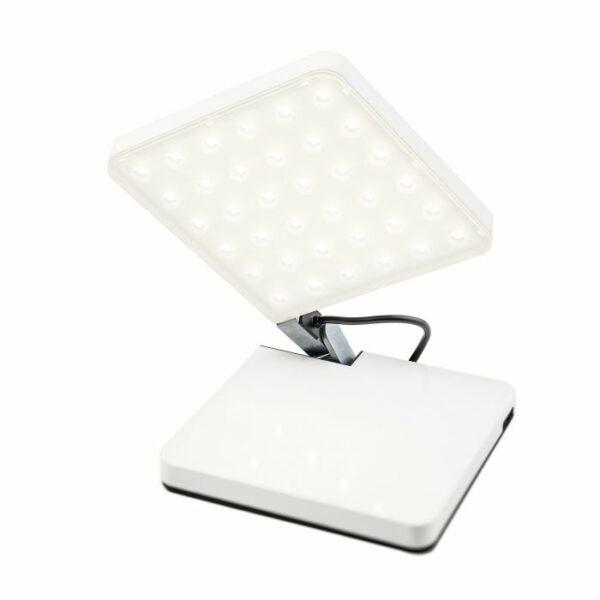 Nimbus Tischleuchte Roxxane Fly LED tragbar mit Akku Weiß - Lampen & Leuchten