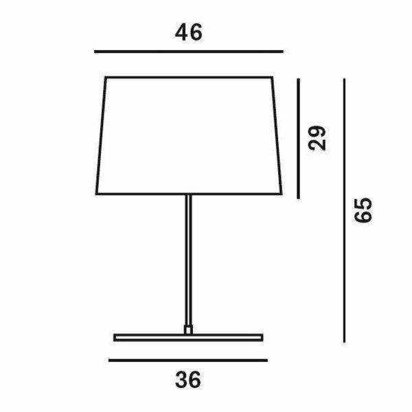 Foscarini Tischleuchte Twiggy XL - Lampen & Leuchten