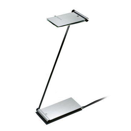Baltensweiler Tischleuchte USB ZETT Aluminium