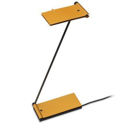 Baltensweiler Tischleuchte USB ZETT Gold