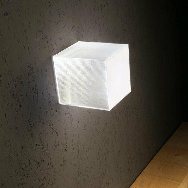 Lodes Wand- und Deckenleuchte Beetle Cube Mini - Open Box