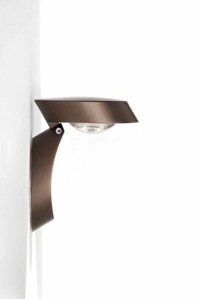 Studio Italia Design Wandleuchte Pin-Up kupferfarbene Bronze