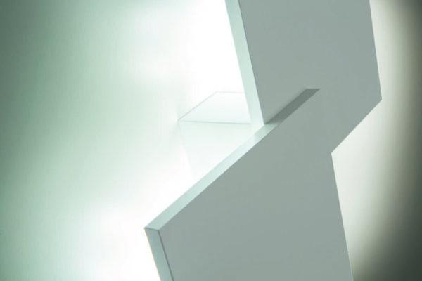 Lodes Wand- und Deckenleuchte Puzzle Double Rectangle - Lampen & Leuchten