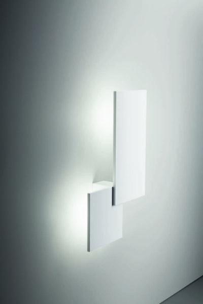 Lodes / Studio Italia Design Wand- und Deckenleuchte Puzzle Square Rectangle - Lampen & Leuchten