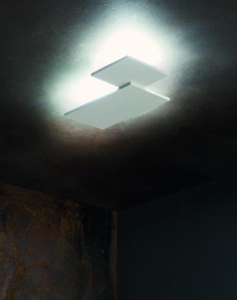 Lodes Wand- und Deckenleuchte Puzzle Square Rectangle - Lampen & Leuchten