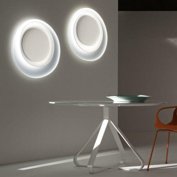 Foscarini Wand- und Deckenleuchte Bahia Mini LED - Lampen & Leuchten