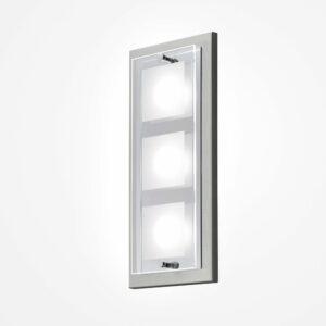 Grossmann Wand- und Deckenleuchte Domino LED 3-flammig