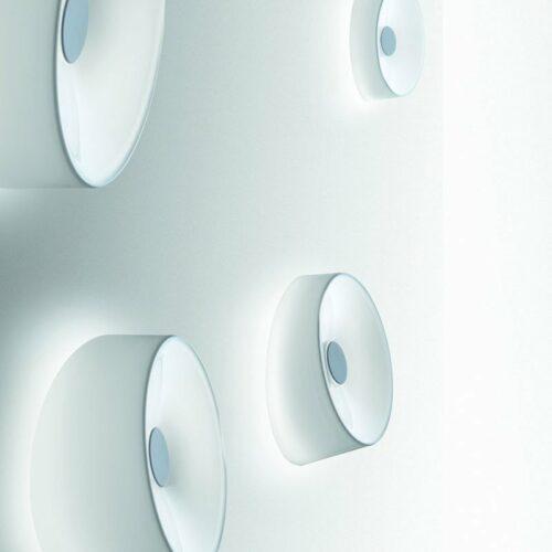 Foscarini Wand- und Deckenleuchte Lumiere LED - Deckenleuchten Innen