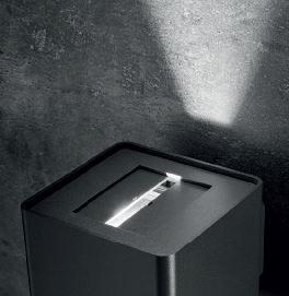 Lupia Licht Wandaußenleuchte Ouverture - Wandleuchten Außenbereich