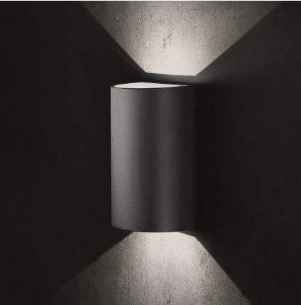 Lupia Licht Wandaußenleuchte Rollo - Wandleuchten Außenbereich
