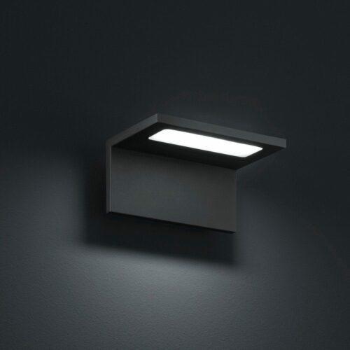 Helestra Wandaußenleuchte Drift LED - Lampen & Leuchten