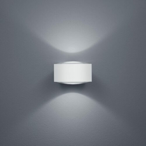 Helestra Wandaußenleuchte Flow LED - Aktion