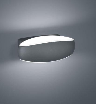 Helestra Wandaußenleuchte Sea LED - Lampen & Leuchten